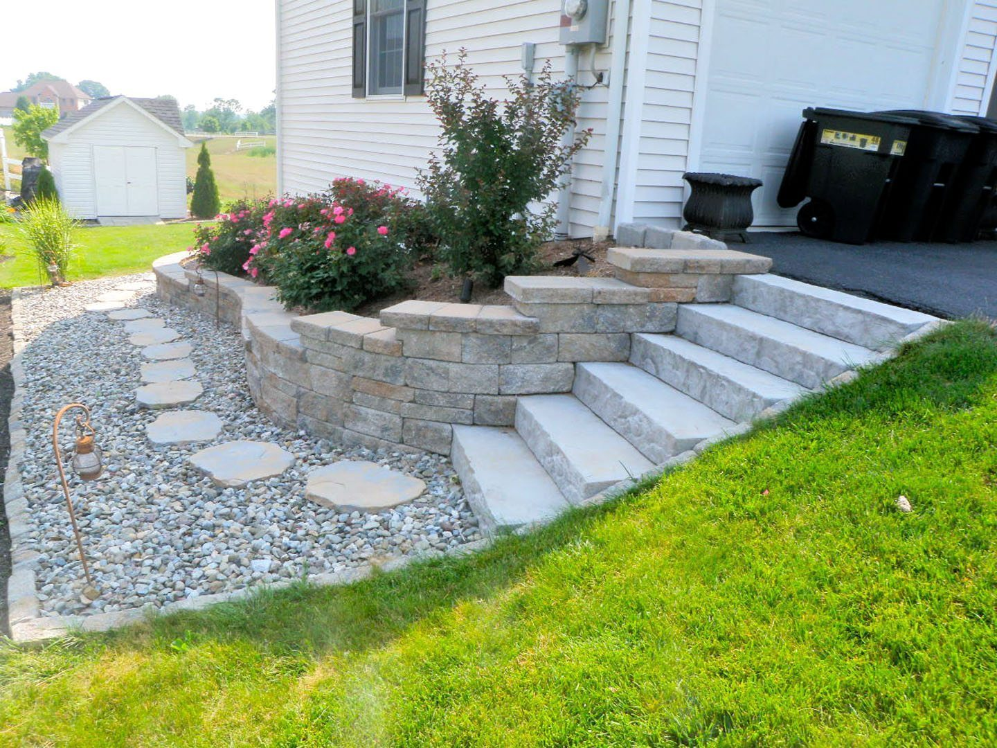 Custom Retaining Walls